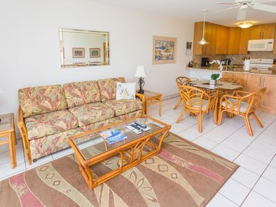 Photo for #164 Ground floor condo, easy access to best beach on Maui!