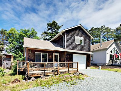 Photo for TurnKey - 4BR w/ Deck Near Downtown Manzanita - 1 Block to Beach & State Park