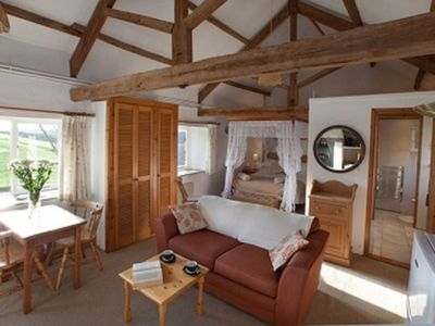 Photo for Rye Cottage - 8 acres with Indoor Heated Pool