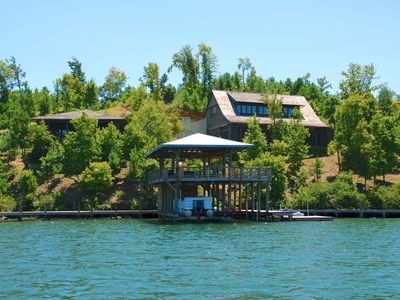 Photo for Rewind at the Lake - Classic Home With Year 'Round Deep Water - Auburn side