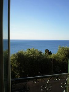 Photo for Village   house.,overlooking Hanbury Gdns. At the western end of Ligurian rivier