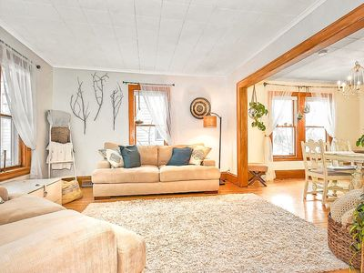 Photo for Charming Cottage Home Near Lightrail, Minnehaha, and Downtown