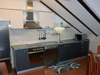Photo for Holiday apartment Rogoznica for 1 - 6 persons with 3 bedrooms - Holiday apartment