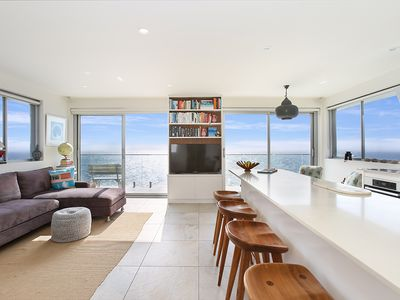 Photo for Panoramic Ocean Views From Every Room! Stunning 2 Bedroom Unit Bondi Beach