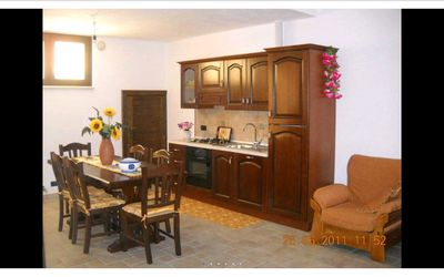 Photo for beautiful town house, very large and very fresh, very close to the sea