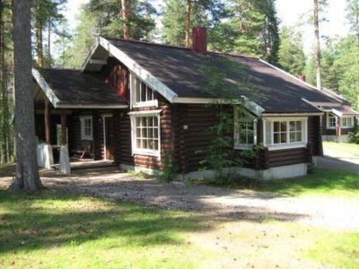Photo for Vacation home Honkakoli 9 in Lieksa - 7 persons, 2 bedrooms
