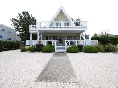 Photo for Family home 1-1/2 Blocks to Ocean w/ beautiful pool, sleeps 11!  New to mkt!