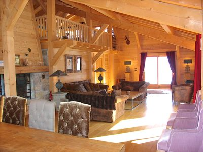 Photo for Chalet - MEGEVE Megéve /Combloux