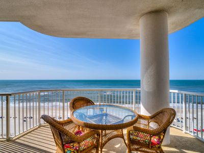 Photo for Island Royale 806 ~ Awesome Corner Beach Front View ~Bender Vacation Rentals