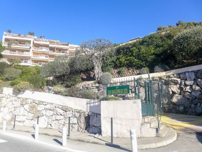 Photo for Apartment Les Balcons d'Eze in Eze - 5 persons, 3 bedrooms
