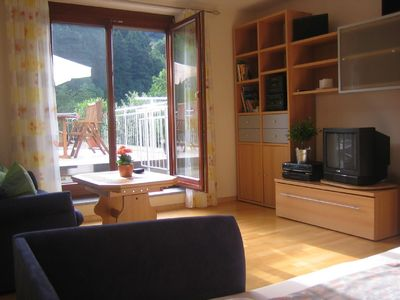Photo for Comfortable apartment in the black forrest for families, hikers und bikers