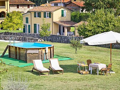 Photo for 3 bedroom Villa, sleeps 5 in Camaiore with Pool and WiFi