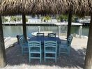 The Adirondack Collection by Breezesta Table/6 chairs & Coastal Double glider
