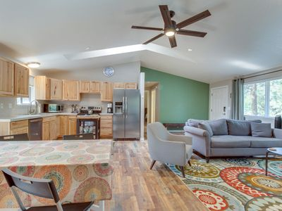 Photo for NEW LISTING! Updated home close to the Old Mill District with enclosed backyard!