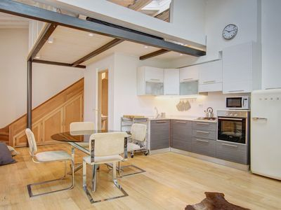 Photo for NEW !!! Post-Industrial Loft with every comfort
