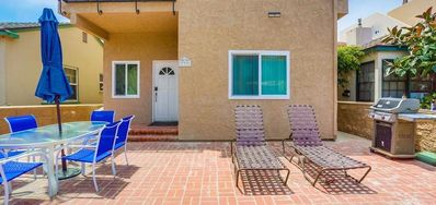 Photo for Just steps from the ocean, this 2 bedroom provides the perfect getaway!