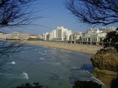 Photo for Biarritz Residential studio close to the main beach