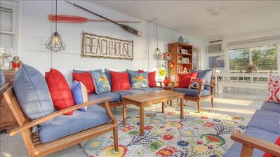 Photo for Make Memories at this Nostalgic Oasis on the Sands of Indian Shores Beach!