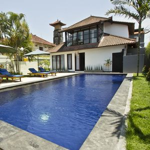 Photo for Seminyak Modern Two Bedroom Villa
