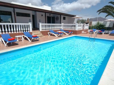 Photo for Casa Jordania - 4 Bedroom villa - Great gated pool area - Perfect for families with young children