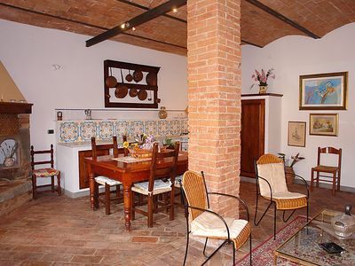 Photo for 2BR Apartment Vacation Rental in Castelfiorentino