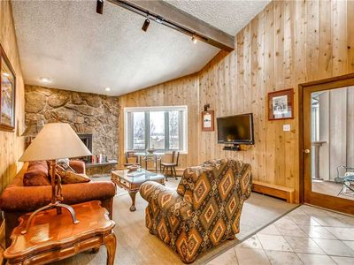 Photo for Vail top-floor Condo with vaulted ceiling and two full baths | Westwind 403