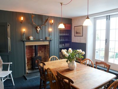 Photo for Elegant & sumptious Grade II listed Deal townhouse sleeping up to 10-12