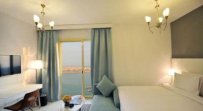 Photo for Have a freat experience wail staying in your twin studio apartment in Al Riffa
