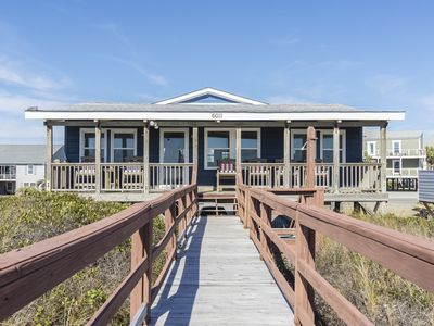 Photo for Ahoy There - 4 Bedrooms, recently remodeled oceanfront home