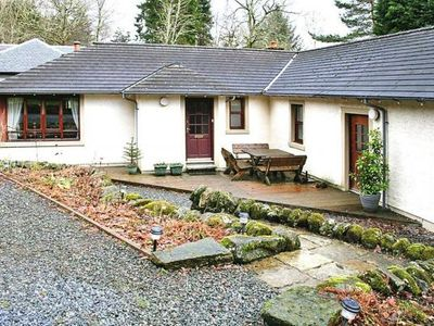 Photo for holiday home, Balquhidder  in Perthshire - 6 persons, 3 bedrooms