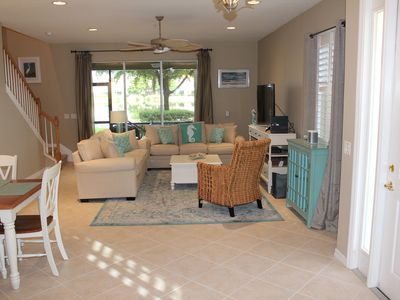 Photo for Lovely and comfortable condo in beautiful gated community of Verandah.