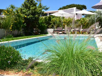 Photo for Luxury Dream Villa between Ria Formosa and Faro Island