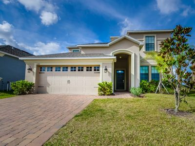 Photo for 6 bed 5 Bathroom with games room and spa On Golf Community