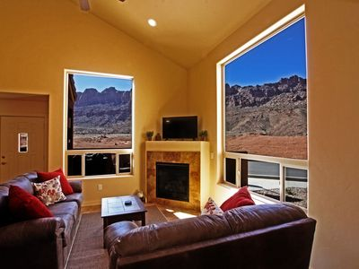 Photo for Experience the excitement and beauty of Moab with the convenience's of home