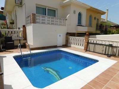 Photo for Beautiful Apartment for Couples w/ Private Pool, Wifi, Shops