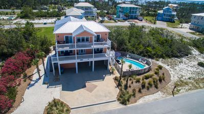 Photo for 5 bed/ 4.5 bath with incredible views/private pool & Golf Cart!