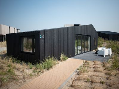 Photo for Modified, modern lodge, at just 100 m. from the beach