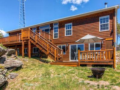 Photo for Spacious 4BR Black Hills Cabin!