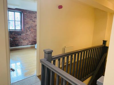 Photo for Duplex Penthouse apartment sleeps 6, City Centre, Mathew Street, 2 Bedrooms