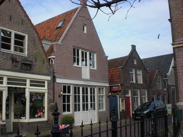 Damplein, Edam, North Holland, Netherlands