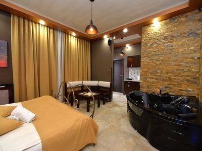 Photo for Atlas Apartments - A5 - 2BD Apartment with Hot Tub