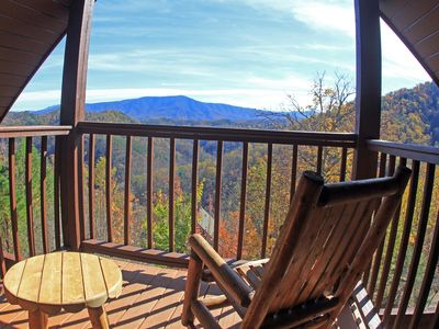 Photo for Spectacular Smoky Mountain Views!!!  Book Today!!!!
