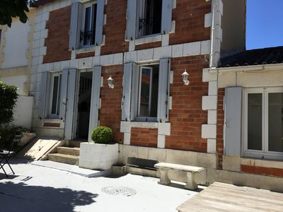 Photo for Lovely house in ROYAN PONTAILLAC 300 meters beach