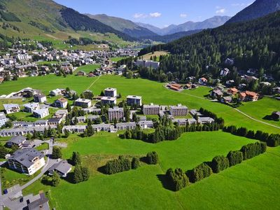 Photo for Vacation home Solaria Serviced Apartments  in Davos - Dorf, Grisons - 7 persons, 3 bedrooms