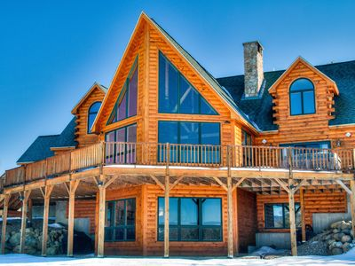 Photo for Beautiful, spacious and elegant ski chalet with lots of amenities