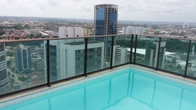 Photo for Flat next to the mall and Boa Viagem beach.