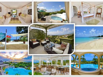 Photo for Mojito villa luxury living, ocean views, pools, beach club & on-site facilities