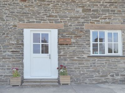 Photo for 1 bedroom property in Aberaeron. Pet friendly.