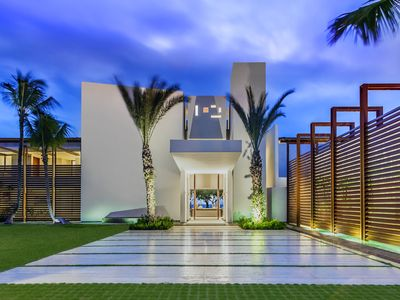 Photo for Three-Story Oceanfront Estate in Casa de Campo