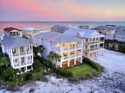 Photo for 20% OFF September Stays!Stunning Home on Holiday Isle w/ Gulf Views in Every Room!